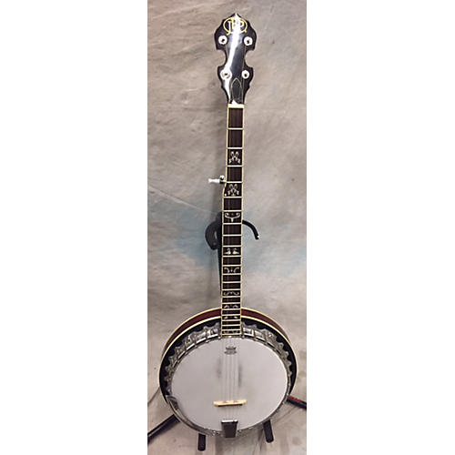 In Store Used Used JB Player W/case 550 Natural Banjo-thumbnail