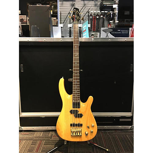 In Store Used Used JBP Artist Natural Electric Bass Guitar-thumbnail