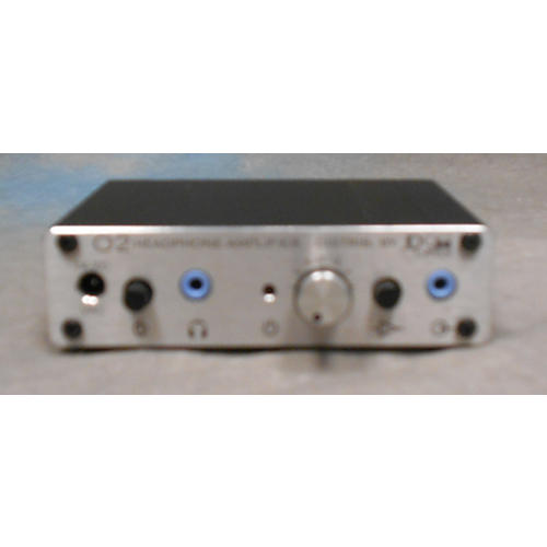 In Store Used Used JDS Labs O2 Headphone Amplifier Headphone Amp