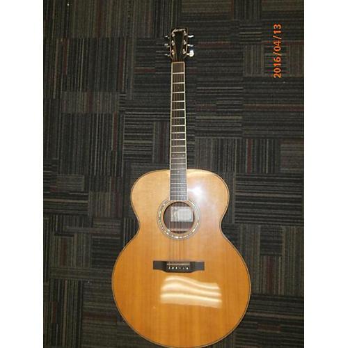 In Store Used Used JEAN LARRIVEE J-09 Natural Acoustic Guitar Natural