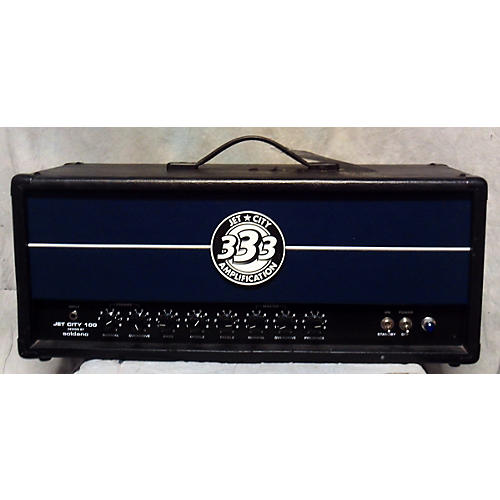 In Store Used Used JET CITY JCA100H Tube Guitar Amp Head-thumbnail