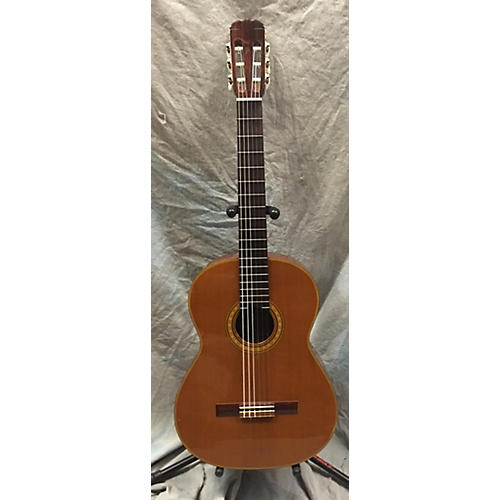 In Store Used Used JOAN CHAMIRA 2013 MODEL 56 Natural Classical Acoustic Guitar-thumbnail