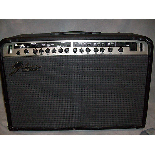 In Store Used Used JOHNSON AMPLIFICATION 1999 MARQUIS JM120 Guitar Combo Amp-thumbnail
