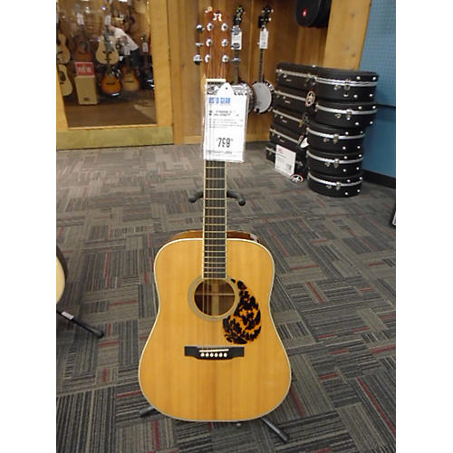 In Store Used Used JP Rushing SS-20 Natural Acoustic Guitar