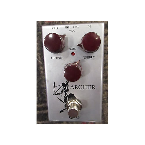 In Store Used Used JRad Archer Effect Pedal-thumbnail