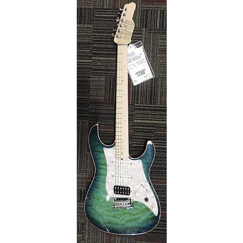 In Store Used Used James Tyler 2016 Studio Elite HD CARIBBEAN SPLASH Solid Body Electric Guitar CARIBBEAN SPLASH