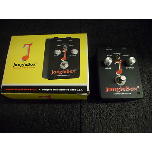 In Store Used Used Janglebox 2014 Janglebox Effect Pedal