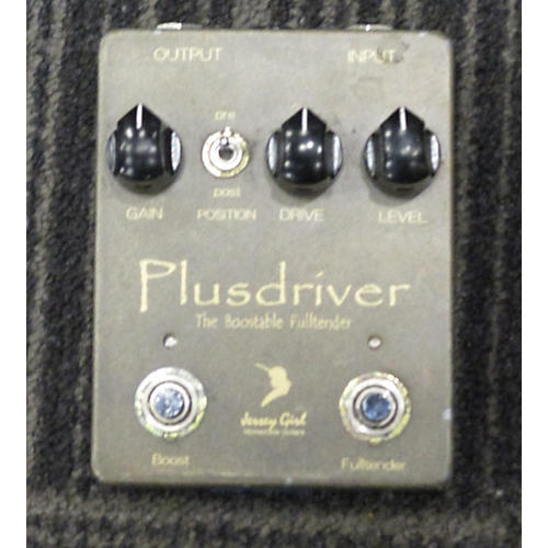 In Store Used Used Jersey Girl Plusdriver Fulltender Effect Pedal