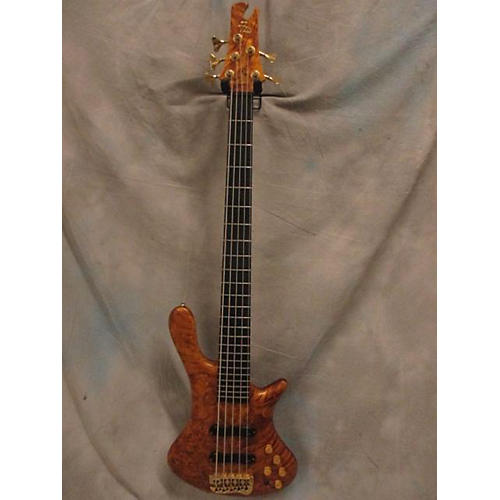 In Store Used Used Jerzy Drozd Excellency Natural Electric Bass Guitar