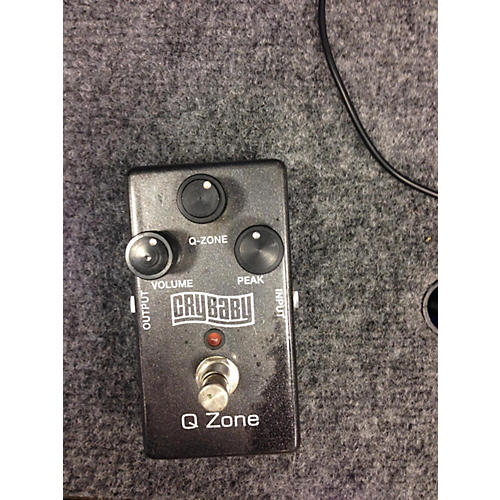 In Store Used Used Jim Dunlop Q Zone Effect Pedal