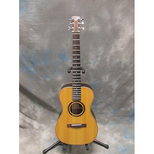 In Store Used Used Journey Overhead WOSRL Natural Acoustic Electric Guitar-thumbnail