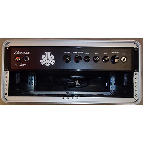 In Store Used Used Jule Monique Tube Bass Amp Head-thumbnail
