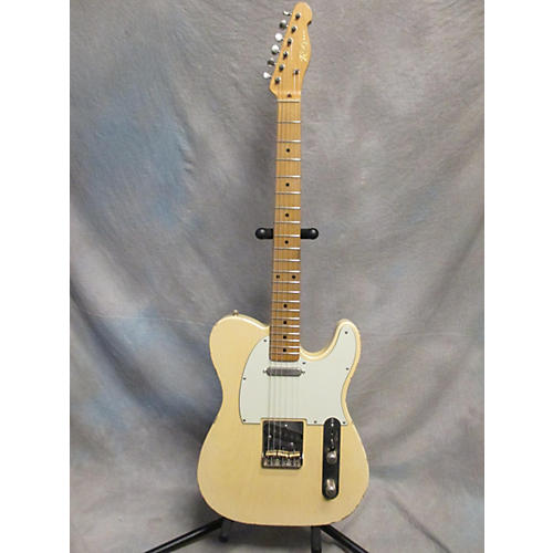 In Store Used Used K-LINE 2016 TURXTON (RELIC) Blonde Solid Body Electric Guitar-thumbnail