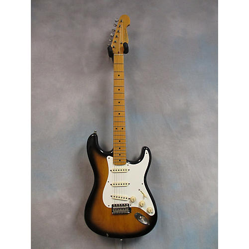 In Store Used Used K-line Springfield 2 Tone Sunburst Solid Body Electric Guitar