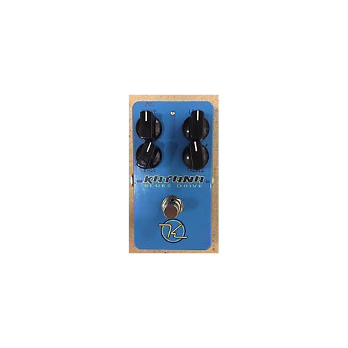 In Store Used Used KATANA BLUES OVERDRIVE Effect Pedal