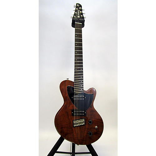 In Store Used Used KAUER 2014 CRUSADER Walnut Solid Body Electric Guitar