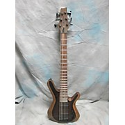 Used KIESEL VANQUISH V69K DEEP ANTIQUE BROWN Electric Bass Guitar