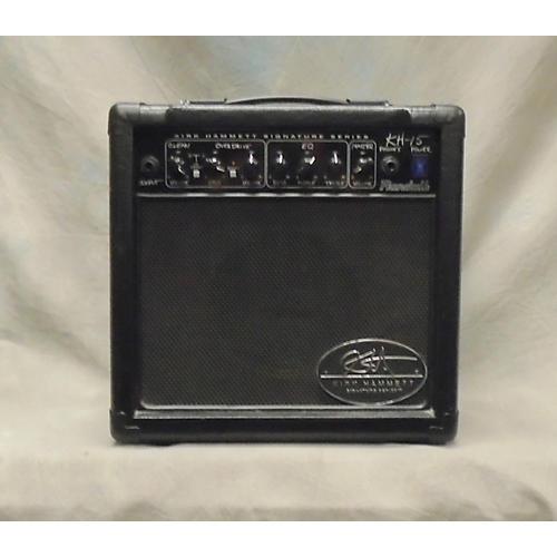 In Store Used Used KIRK HAMMETT SERIES KH-15 Guitar Combo Amp