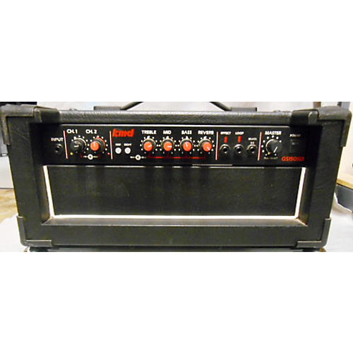 In Store Used Used KMD GS150SD Solid State Guitar Amp Head-thumbnail