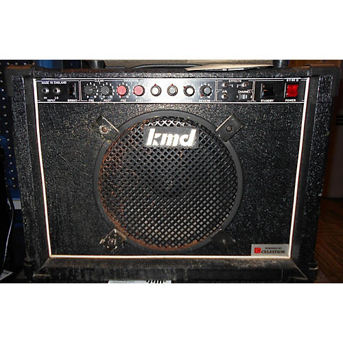 In Store Used Used KMD GV60D Guitar Combo Amp-thumbnail