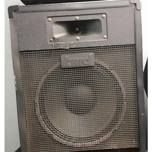 In Store Used Used KMD SE12 Unpowered Speaker