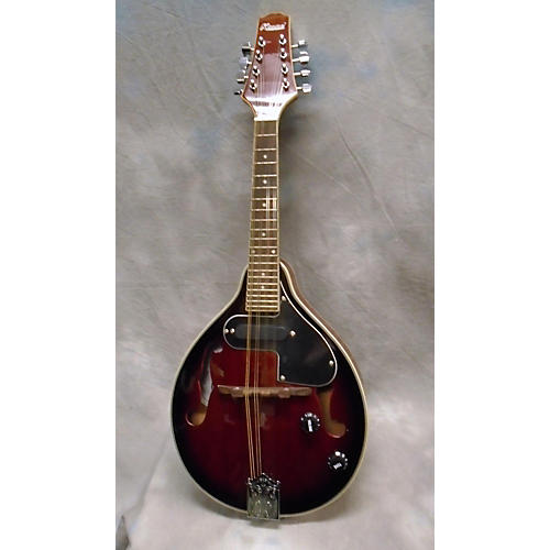 In Store Used Used KTONE 5021RB Acoustic Electric Red Mandolin