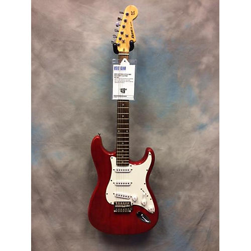 In Store Used Used Kaiteer S Style Red Solid Body Electric Guitar