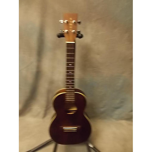 In Store Used Used Kamoa E3 Tenor Brown Ukulele-thumbnail