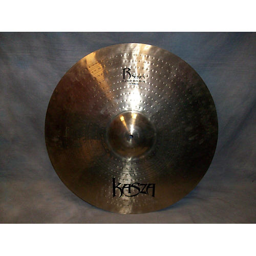 In Store Used Used Kasza 23in R Series Ruckus Bell Ride Cymbal-thumbnail