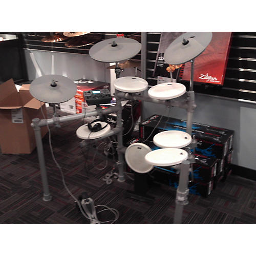 In Store Used Used Katt KT2 Electric Drum Set-thumbnail