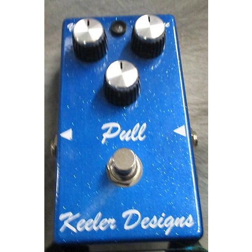 In Store Used Used Keeler Designs Pull Effect Pedal