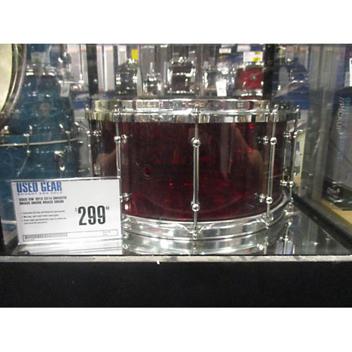 In Store Used Used Keller 2013 7X14 Acrylic Red Red Drum red 17