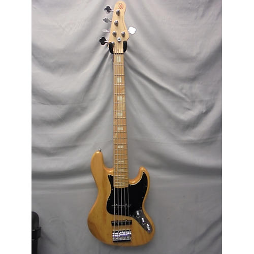 In Store Used Used Ken Smith Design Proto J 5 Natural Electric Bass Guitar-thumbnail