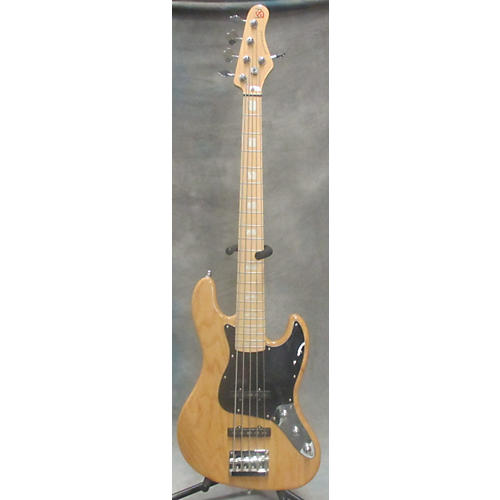 In Store Used Used Ken Smith Designs Proto J 5 Natural Electric Bass Guitar