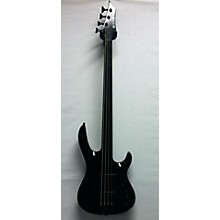Used Kiesel Custom X44 Black Electric Bass Guitar