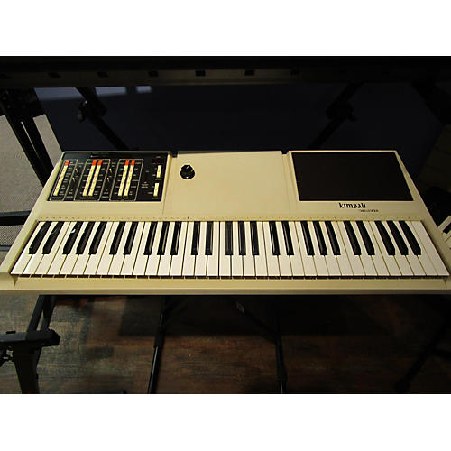 In Store Used Used Kimball Challenger Synthesizer