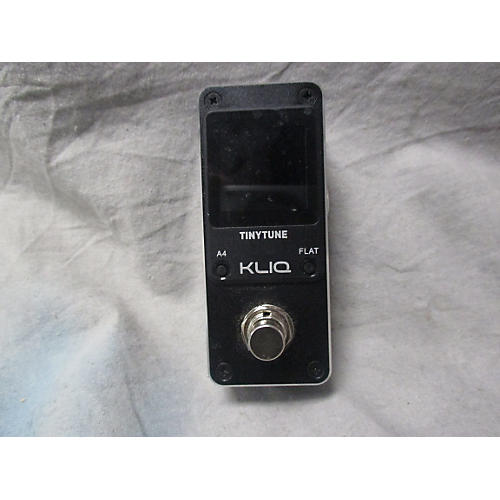 In Store Used Used Kliq TInyTune Tuner Pedal