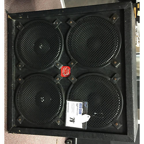 In Store Used Used Kmd Slant 4x12 Guitar Cabinet