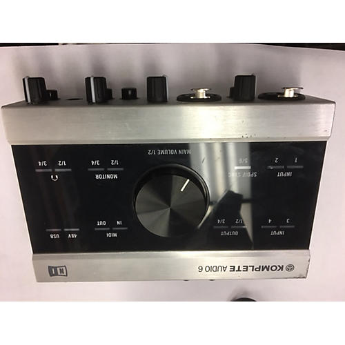 In Store Used Used Komplete Audio 6 Audio Interface