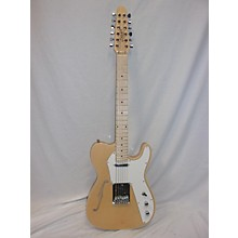 Used Kozart T STYLE THINLINE 12 STRING Natural Hollow Body Electric Guitar