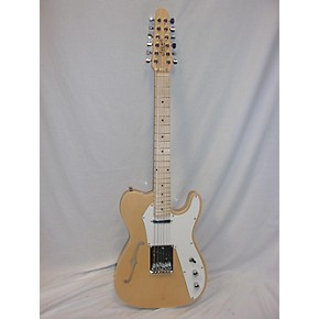 used kozart t style thinline 12 string natural hollow body electric guitar guitar center. Black Bedroom Furniture Sets. Home Design Ideas