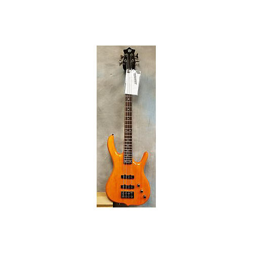 In Store Used Used Ksd Bass Orange Electric Bass Guitar-thumbnail