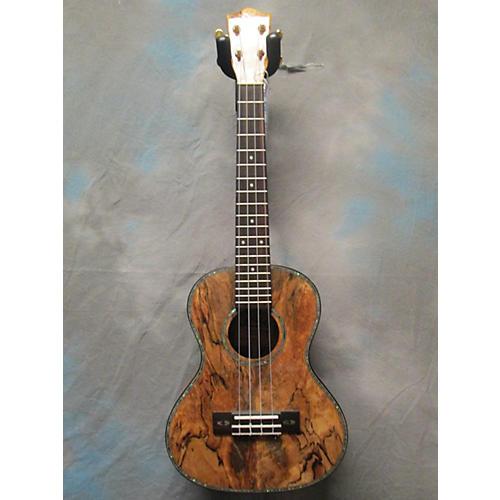 In Store Used Used LANAKAI SM-T SPALTED MANGO Ukulele