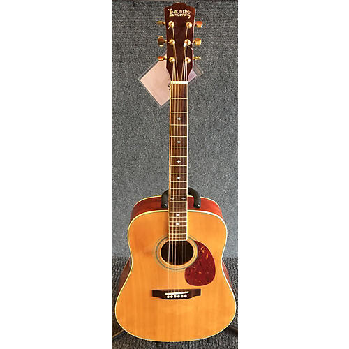 In Store Used Used LARK IN THE MORNING SD120S Natural Acoustic Guitar-thumbnail