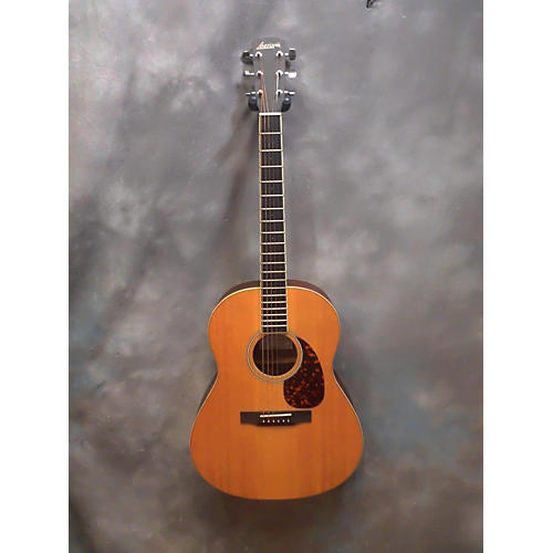 In Store Used Used LARRIVE L03R Natural Acoustic Electric Guitar-thumbnail