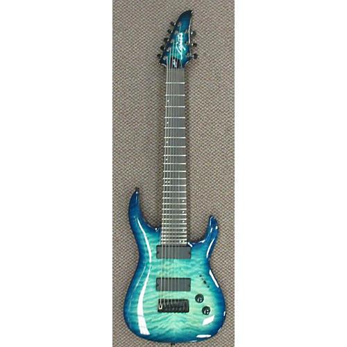 In Store Used Used LEGATOR NINJA 200 SE AQUA BURST Solid Body Electric Guitar