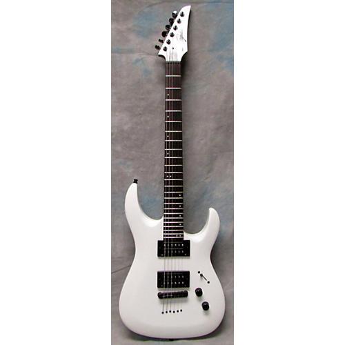 In Store Used Used LEGATOR NINJA 300 SE Alpine White Solid Body Electric Guitar