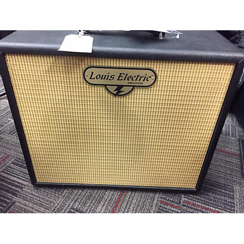 In Store Used Used LOUIS ELECTRIC BUSTER 1X12 Tube Guitar Combo Amp