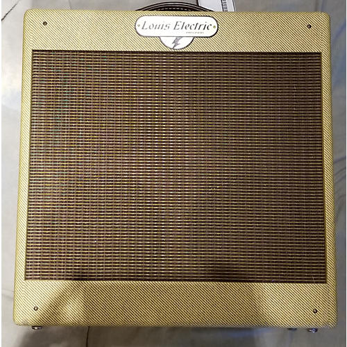 In Store Used Used LOUIS ELECTRIC KR12 4X10 Tube Guitar Combo Amp
