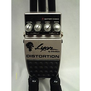 used lyon by washburn distortion effect pedal guitar center. Black Bedroom Furniture Sets. Home Design Ideas